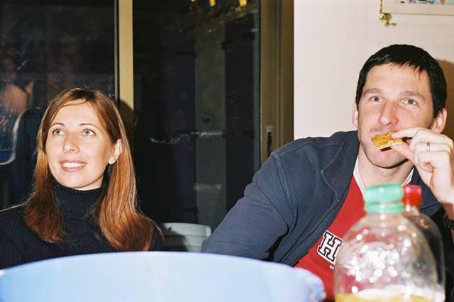 mini-F1000034 Les seuls nordistes à avoir eu le courage de venir passer une bonne soirée avec nous autres sauvages .. Angel et Kara
